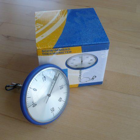 Schwimmbadthermometer for Schwimmbadthermometer