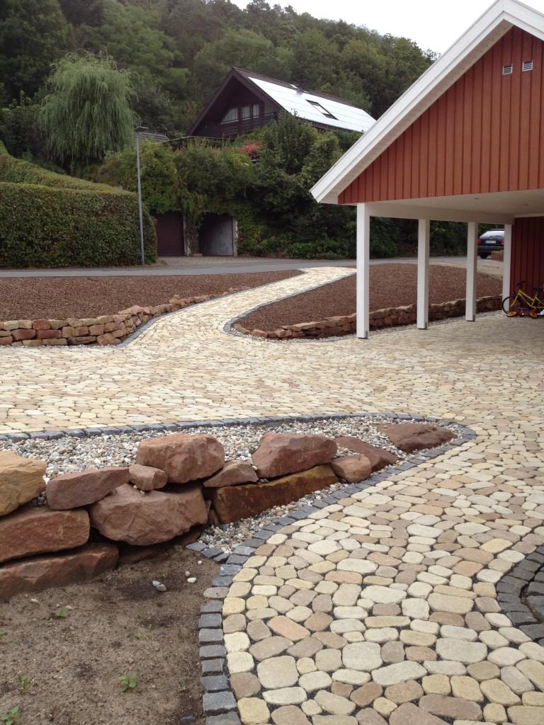 Pflasterarbeiten-natursteinen