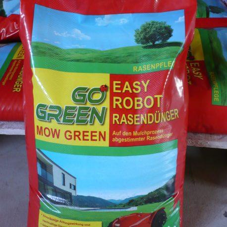 10 kg Sack GO GREEN Rasendünger