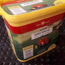 Robo-Spezial Rasen Langzeitdünger